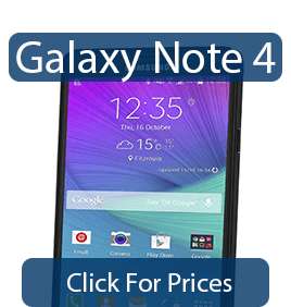 Galaxy Note 4 Repair