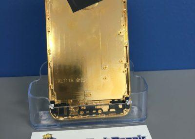 King_Tech_Repair_iPhone_6_Gold_Housing_Front