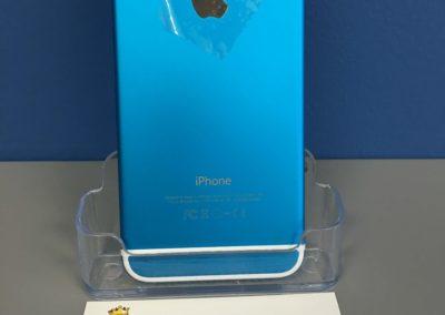 King_Tech_Repair_iPhone_6_Light_Blue_White_Trim_Housing_Back