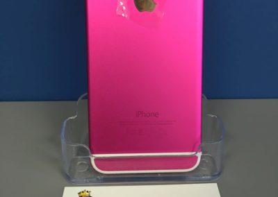 King_Tech_Repair_iPhone_6_Pink__White_Trim_Housing_Back